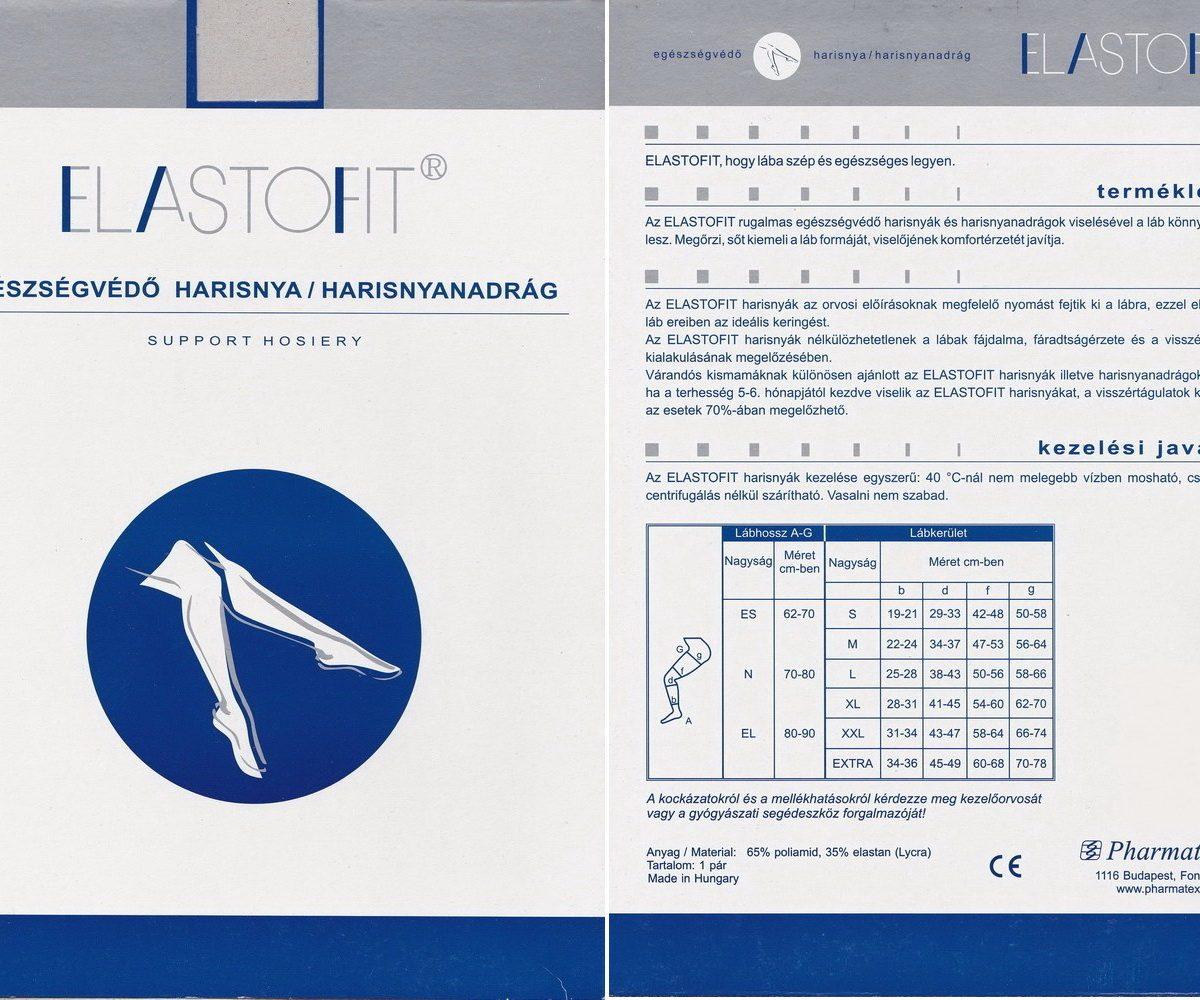 Ciorapi compresivi Elastofit AG