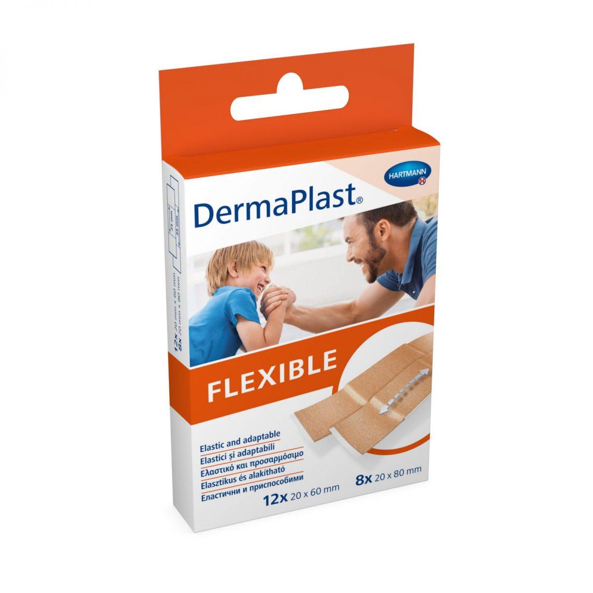 DermaPlast flexible