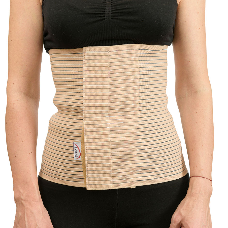 Orteza elastica abdominala VL-10008