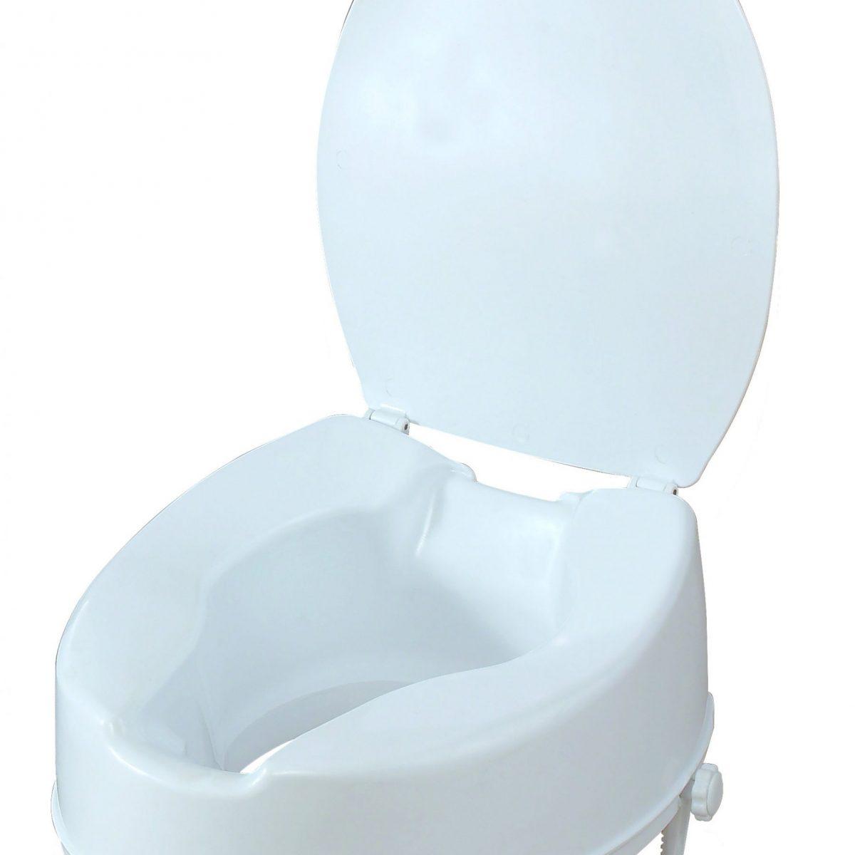 Inaltator WC Easy Clip 15cm cu capac