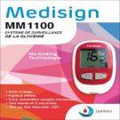 Glucometru Medisign+Test
