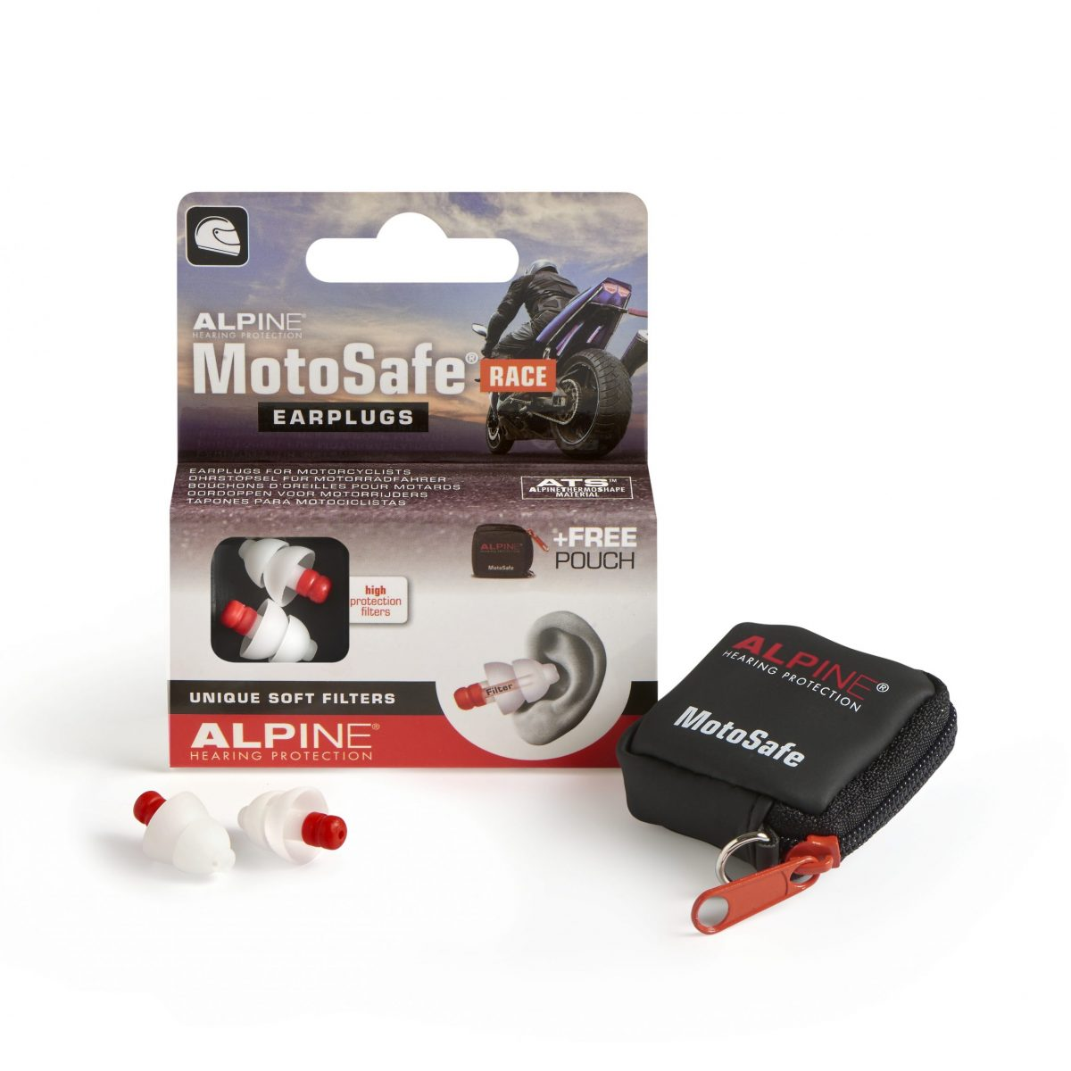 MotoSafe Race